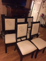 set of 5 chairs no table in Fort Campbell, Kentucky