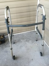 Brand new walker never used in Camp Lejeune, North Carolina