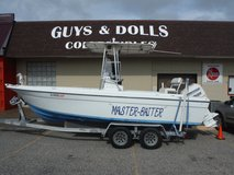 21' 1989 Reaken Center Console in Fort Rucker, Alabama
