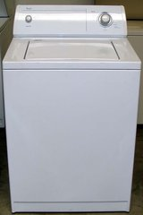 WASHER- WHIRLPOOL SUPER CAPACITY WITH WARRANTY (FINANCING) in Camp Pendleton, California