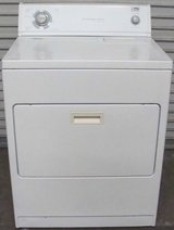 DRYER- ESTATE HEAVY DUTY ELECTRIC WITH WARRANTY(FINANCING) in Oceanside, California