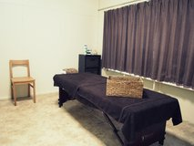 Deep tissue massage and Body wax in Okinawa, Japan