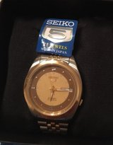 SEIKO (Brand New)authentic automotive watch in Kingwood, Texas