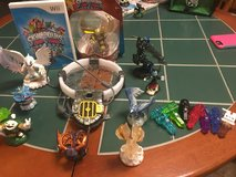 Skylanders Trap Team Lot Wii in Camp Lejeune, North Carolina