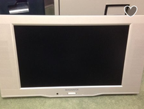 "Magnavox 17"" Flat screen tv w/ Wall Mount in Naperville, Illinois"