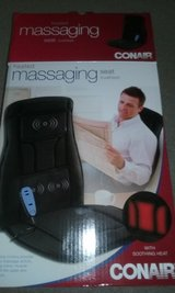 Heated/Massaging Chair Cushion in Beaufort, South Carolina