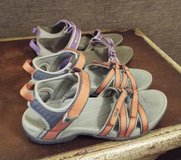 Teva Verra and Tirra-Hiking Sandals...Like New! in Camp Lejeune, North Carolina