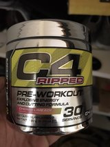 *New C4 Ripped Pre-Workout* in Okinawa, Japan