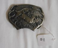 Men's Belt Buckle -Deer in Schaumburg, Illinois