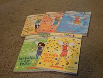 The Earth Fairies ( 5 books) Raninbow Magic books AR level 4-5 in Vacaville, California