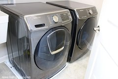 New Samsung Washer and Dryer in Kaneohe Bay, Hawaii