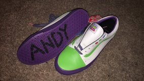 Limited Edition Buzz lightyear Vans in Travis AFB, California