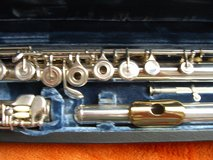Professional flutes - solid silver in Ramstein, Germany
