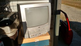 Used Magnavox TV/DVD combo in Fort Gordon, Georgia