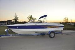 2007 Bayliner 205 Bowrider in Fort Irwin, California