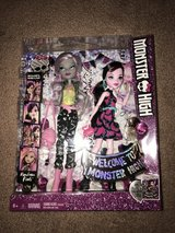 New! Monster High Dolls in Columbus, Georgia