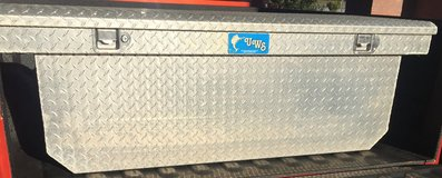 "60"" UWS aluminum truck tool box chest in Beaufort, South Carolina"