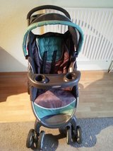 GRACO FastAction Fold Classic Connect Stroller, Bermuda in Ramstein, Germany