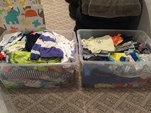 Boy clothe(2 full bins) in Chicago, Illinois