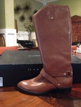 NEW IN BOX!! Leather Women's Boots in Camp Lejeune, North Carolina