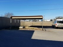 CARPORT 20WX20LX7H FLAT TRUSS UNIT in Little Rock, Arkansas