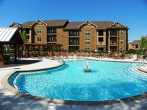GREAT COMMUNITY...The Fountains at Meadow Wood in Fort Campbell, Kentucky