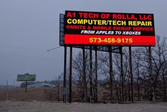 A1 Tech  Provides Onsite Computer/Electronics Repair & Setup for COMMERCIAL & RESIDENTIAL Users in Rolla, Missouri