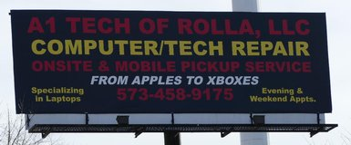 A1 Tech Services LAPTOPS, ALL-IN-ONEs, APPLE PRODUCTS and MORE in Rolla, Missouri