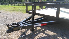 Trailers A-F 3500 Lb Axle, All Tube, (Tilt or Lay-Down Gate), Starting@ in Fort Campbell, Kentucky
