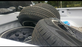 Rims and tires in Fort Polk, Louisiana