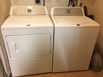 Washer and Dryer in Fort Irwin, California