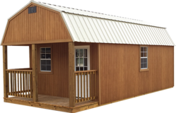 Portable storage/garages,barns and cabins! in New Orleans, Louisiana