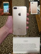 Brand new IPHONE 7 PLUS 128GB  Factory unlocked in Bolingbrook, Illinois