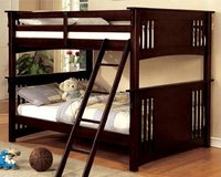 MIAMI FULL OVER FULL BUNK BED FREE DELIVERY in Huntington Beach, California