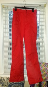 RED SnowPants (Size M) in Wheaton, Illinois