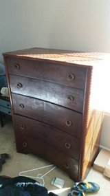 Dresser (Solid Wood) in Dover AFB, Delaware