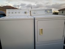 Washer and Electric dryer in Fort Irwin, California