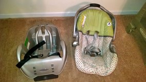 2 Graco Carseats/Bases/Head Supports in Macon, Georgia