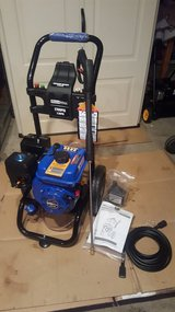 Power washer 2700 PSI .Brand new in Bolingbrook, Illinois