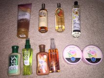 Bath and body products in Joliet, Illinois