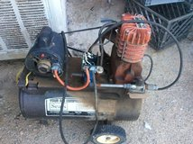 Air compressor needs motor pump is good thanks good in 29 Palms, California