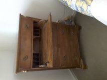 Haywood wakefieldDressers and mirror with slight damage on trim. in Vacaville, California