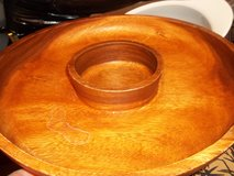 Wooden dip tray in Alamogordo, New Mexico