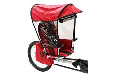 Weehoo, iGo Pro Bicycle Trailer with Sun & Rain cover. in Okinawa, Japan