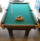 Genuine Pool Table in 29 Palms, California