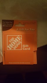 Gift card in Fort Benning, Georgia
