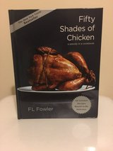 50 Shades of Chicken Cookbook in Okinawa, Japan
