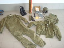 Cold War / Desert Storm  - Complete US Army Armor Uniform and Equipment Grouping in Grafenwoehr, GE