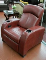 UF Floor Model Sale - Leather Reclining Chair - Floor Model in Ramstein, Germany
