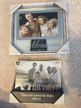 4x6 Glass picture frames NEW! in Joliet, Illinois
